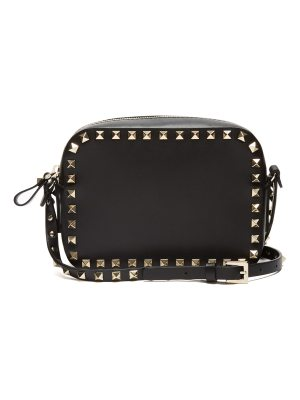 Valentino rockstud camera leather cross body bag