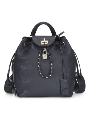 Valentino twiny leather backpack