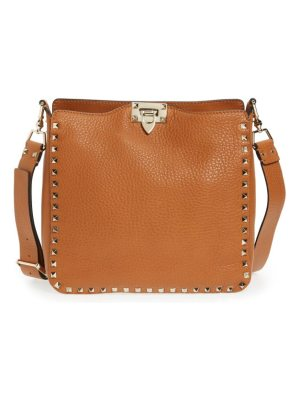 Valentino rockstud leather hobo
