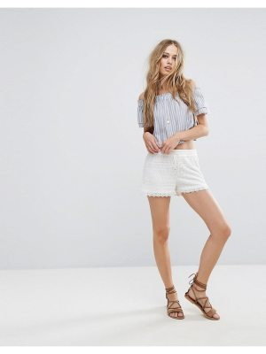 Vero Moda Lace Shorts
