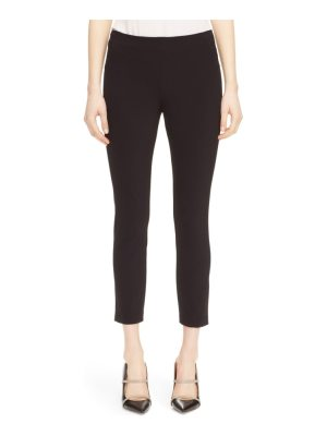 Veronica Beard back zip scuba pants