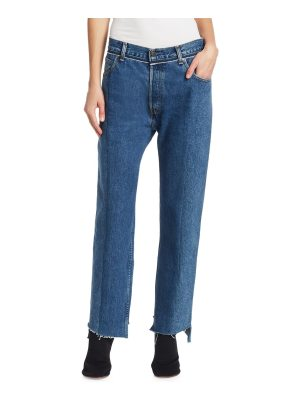 VETEMENTS rework pushup jeans