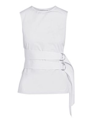 Victoria Beckham open-back cotton