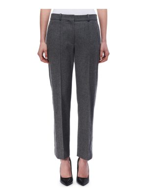 Victoria by Victoria Beckham Paneled Wool-Cashmere Pants