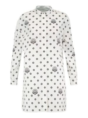 Victoria by Victoria Beckham printed cotton