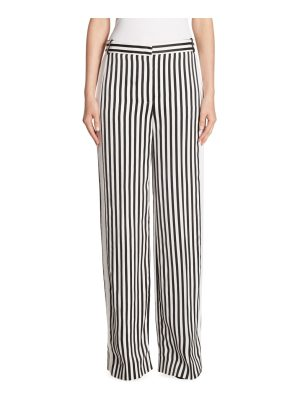 Victoria by Victoria Beckham relaxed striped pants