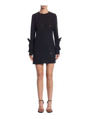 Victoria by Victoria Beckham tie shift dress
