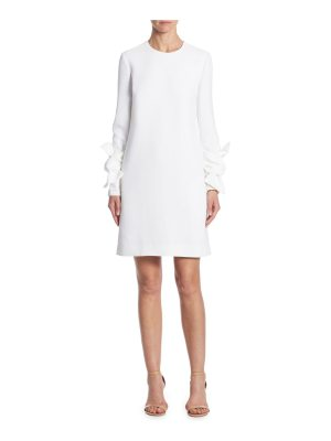 Victoria by Victoria Beckham tie-sleeve shift dress