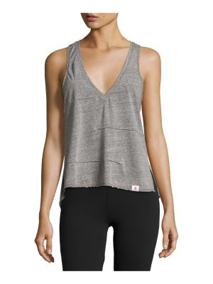 Vimmia Pacific Pintuck Muscle Tank Top