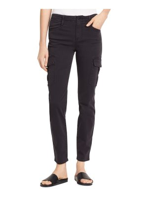 Vince Skinny Cargo Cotton Pants