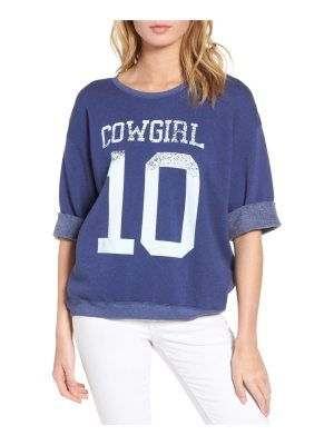 Wildfox cowgirl sweatshirt
