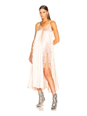 Y/PROJECT Sleeveless Midi Dress