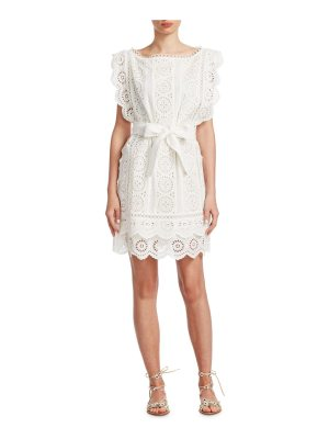 Zimmermann lumino eyelet dress