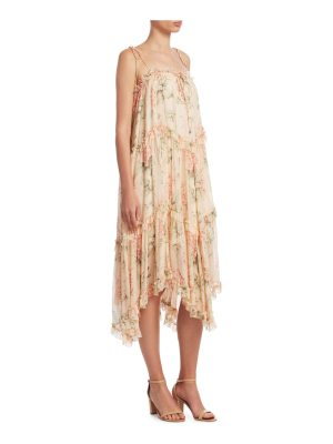 Zimmermann silk floral-print dress